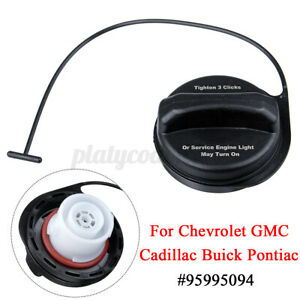 Fuel Tank Gas Cap 95995094 For Chevy GMC Yukon Cadillac Pontiac Non-Diesel 04-12
