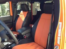 Jeep Wrangler Clazzio Leather Seat Covers