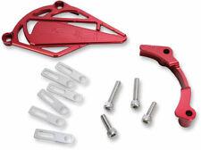 Powerstands Racing PSR Case Saver / Sprocket Cover Kit (Red) 03-04152-24