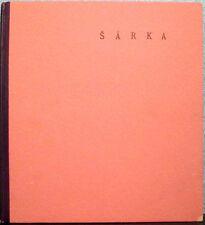 1940 RARE Adolf A. Zahel DIVOKÁ ŠÁRKA in Czech signed engravings ONLY 300 !