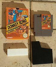 Donkey Kong Classics Nintendo Nes