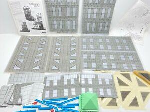 Irwin Girder Panel Building Replacement Parts Windows, Panels, Light, Huge LOT
