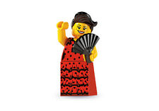 Lego Minifigures 8827 Series 6 Flamenco Dancer New in Factory Sealed Packet