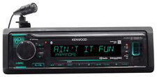 Kenwood KMM-BT522HD Single DIN Bluetooth SiriusXM Ready Digital Media Car Stereo