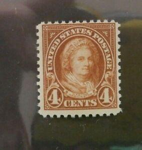 # 556 U.S. mint never hinged.catalog 35.00