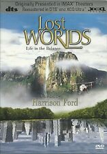 LOST WORLDS - LIFE IN THE BALANCE - ANCIENT CIVILISATIONS  DVD - FREE POST IN UK
