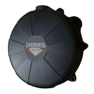 Carbon Up Armor - KTM/Husqvarna Clutch Cover '17-'20 250/300 | CRBN-1500