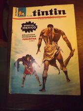 le journal de TINTIN N°1041 de 1968 JUGURTHA