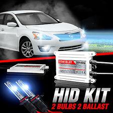 GENSSI HID Xenon Conversion Kit Bulbs For Nissan Altima 2013-2016 w/Halogen