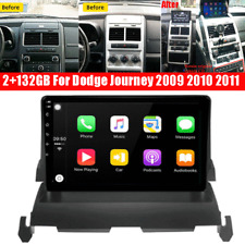"""9"""" For 09-11 Dodge Journey Android 10.1 Stereo Radio Player GPS Navi Wifi 2+32GB"""