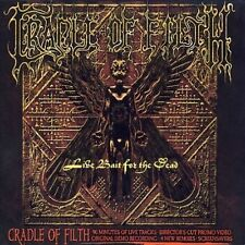 Cradle Of Filth - Live Bait For The Dead ++ 2-CD ++ NEU !!