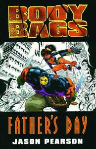 Body Bags Father's Day GN Jason Pearson First Print Complete Mini-Series TPB NM