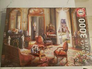 "EDUCA 3000 PUZZLE ""A Moment  Alone""    Brand NEW in  Shrink Wrap Box"