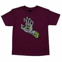 SANTA CRUZ PHILLIPS HAND S/S REGULAR YOUTH T-SHIRT