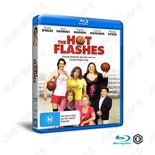 The Hot Flashes : Wanda Sykes Brooke Shields : New Comedy Blu-ray