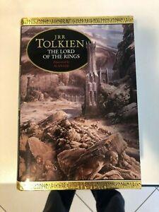 Il Signore degli anelli - ed. inglese - illustrazioni Alan Lee