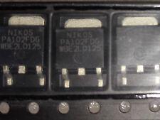 NIKO-SEM (Nikos) PA102FDG P-Channel MOSFET Mode Field Effect Transistor TO-252