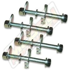 Front Fully Adjustable Alignment Camber Caster Cam Bolt Kit 2009-2019 Ford F150