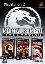Mortal Kombat Kollection (Sony PlayStation 2, 2008)