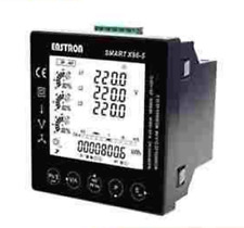 Electric Smart Meter TCP/IP & modbus kWh energy & power analyser without CTs