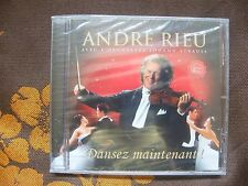 CD ANDRE RIEU - Dansez Maintenant!  (2011)  NEUF SOUS BLISTER