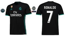 Trikot Real Madrid 2017-2018 Away UCL - Ronaldo CR7 [164-XXL] Champions League