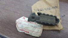 NOS Honda LH Left Footpeg 1979 1980 1981 XL100 XL100S 50642-436-000