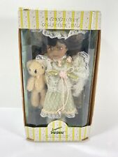 """New ListingSeymour Mann Connoisseur African American Doll Collection """"Topaz� Stand 17"""""""
