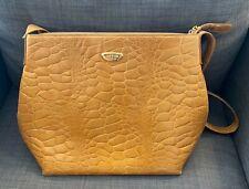 Astor Firenze Damen Handtasche Leder braun (V)