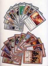 220 cards Unhinged  4x Complete Common Set MTG Magic PLAYSET  NM LOT  UNPLAYED