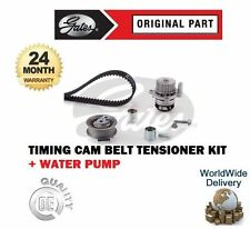 FOR AUDI A6 2.0 TFSI 16V  170BHP  BPJ 2005-2011 TIMING CAM BELT + WATER PUMP KIT