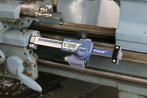Boxford Industrial Lathe Digital Read Out DRO -Needs no installation!