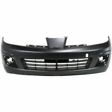2007-2012 FITS NISSAN VERSA FRONT BUMPER COVER PAINTED TO MATCH NI1000245