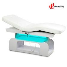 000847 Massageliege LED Behandlungsliege Therapieliege Kosmetikliege mit Heizung