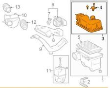 For Toyota Genuine Air Cleaner Cover 177050P063