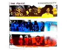 The Police LP 1980s Vinyl Music Records