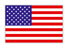 Aufkleber Sticker USA Amerika Flagge Fahne Stars and Stripes Sternenbanner 10cm