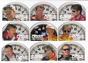 1996 Flair POWER PERFORMANCE #10 Rusty Wallace SCARCE! ONE CARD ONLY!