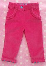 Pantaloni e pantaloncini per bambina da 0 a 24 mesi 100% Cotone