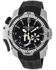 Graham Chronofighter ProDive Chronograph Men's Watch - 2CDAV.B02A