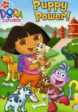 Dora the Explorer - Puppy Power [New DVD] Full Frame, Dolby, Dubbed