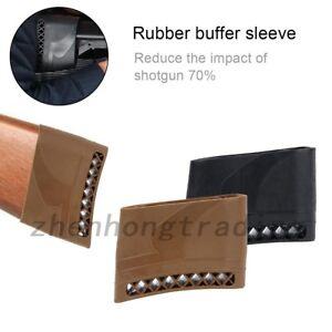 Hunting Rubber Recoil Pad Fits Rifles Shotguns Muzzleloaders Reduce 70% Reccoil