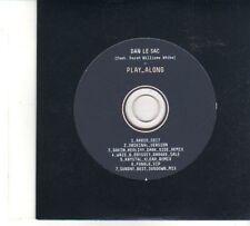 (DR232) Dan Le Sac Feat Sarah Williams White, Play Along - 2012 DJ CD