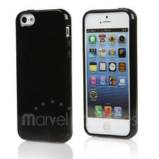 For Apple iPhone 5 /5S SE Ultra Slim Thin TPU Rubber Silicone Back Case