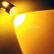 ~2x 7443 7440 T20 12V - 24V CREE CANBUS 5-SMD LED AMBER TAIL BRAKE LIGHTS BULBS