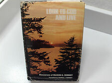 LOOK TO GOD AND LIVE Discourses of Pres. Marion G Romney Mormon LDS