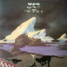 YES - Drama (LP) (G+/VG-)