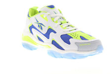Reebok Dmx серии 1600 CN5805 мужские белые синтетические спортивные кроссовки