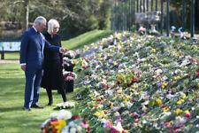 Prince Charles Camilla Parker-Bowles 5x7 Gloss Colour Photograph (CM2)