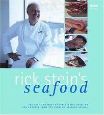 Rick Stein's Seafood,Rick Stein- 9780563493471
